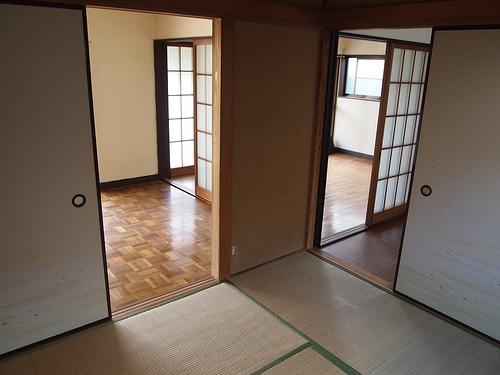 和室はフローリングへの変更も可能