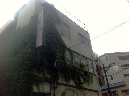 松戸・高砂通り裏のビル