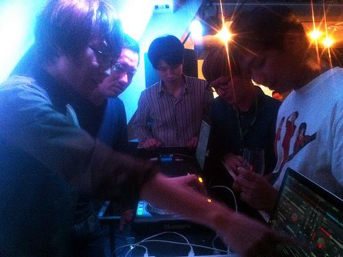 DJ講習会