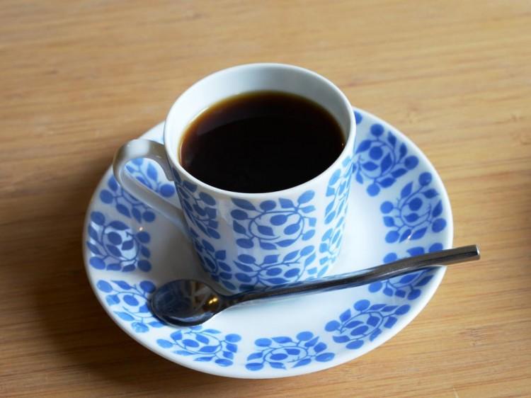 この日いただいたのは2月のスペシャリティコーヒー。