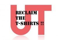 Reclaim the T-shirts