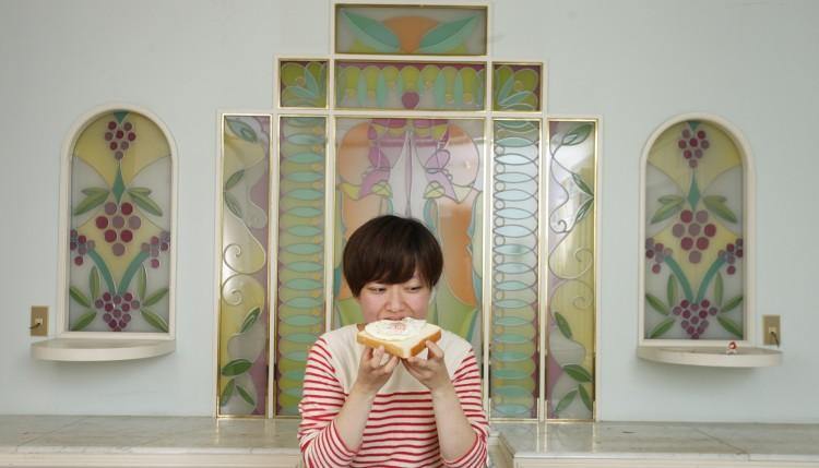mami朝食_上半身