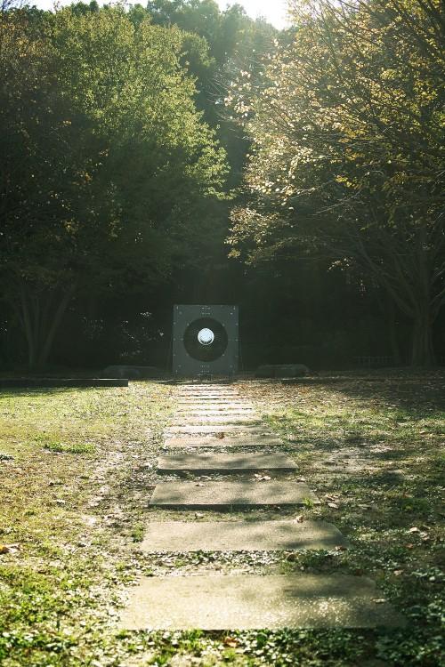 「S/TE 2014/『opposite mirror eye』四方謙一