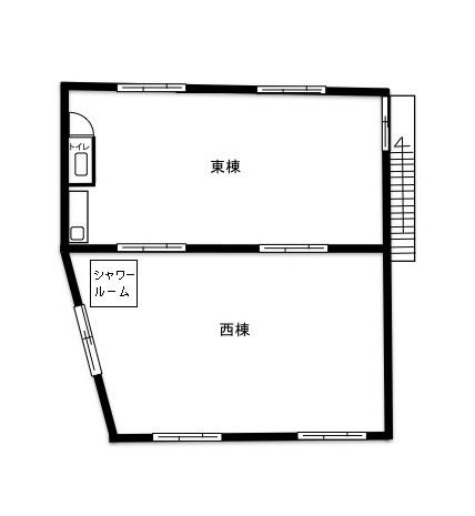 新松戸2−130工場_間取り