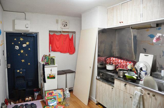 MADマンション202_キッチン