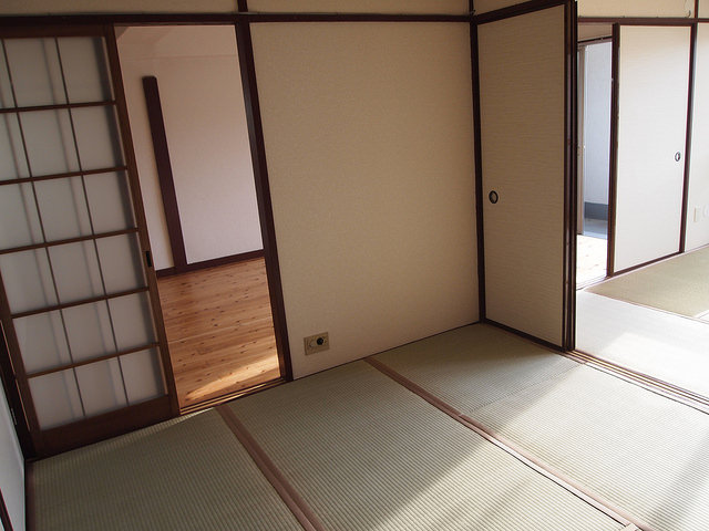 赤レンガ303_和室