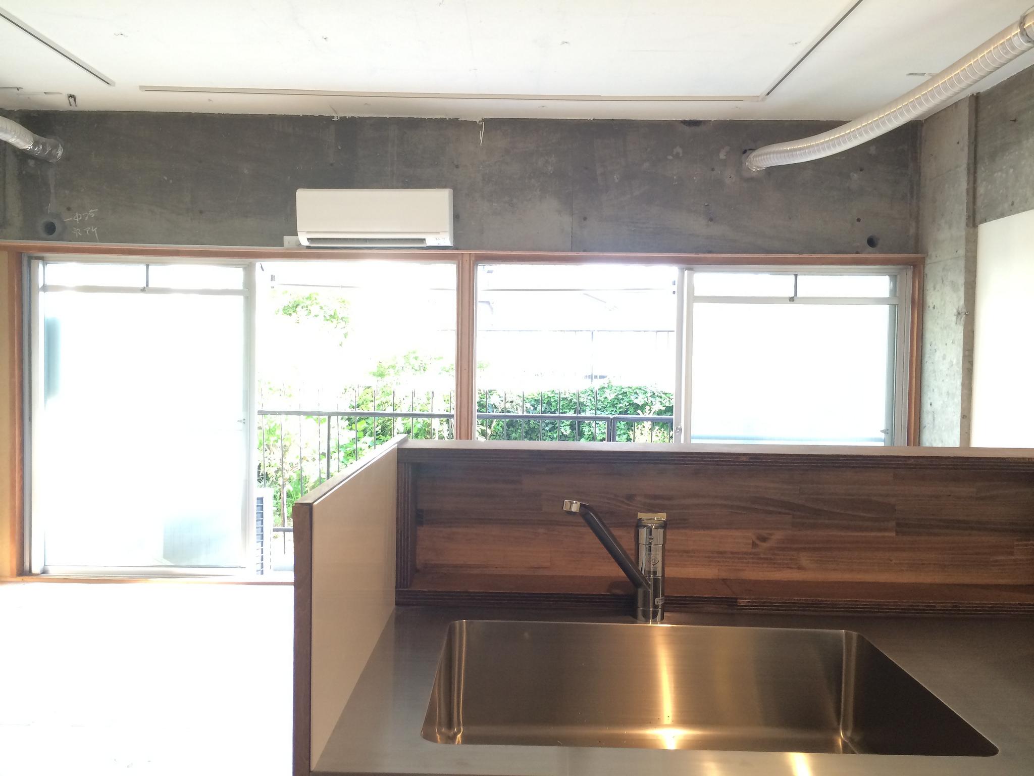 ひだまりマンション_キッチン