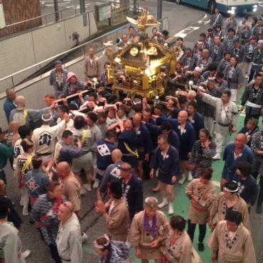 秋葉神社例大祭2015