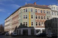 ハウスハルテンの空き家再生プログラムの一つ「家守の家(Wächterhaus)」