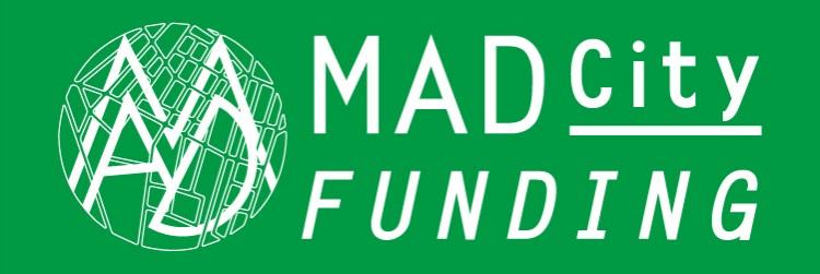 MAD Cityクラウドファンディング(CF)バナー