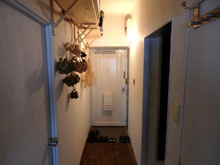 いろどり鈴木さん玄関