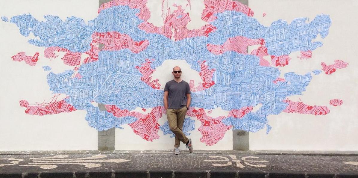 PARADISE AIR LONG STAY PROGRAM 招聘アーティスト ヴァスコ・ムラオさん