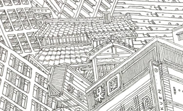 大きなビルから、古民家スタジオ旧・原田米店といった古民家まで、多様な建物があるのが松戸のまちの特徴です。