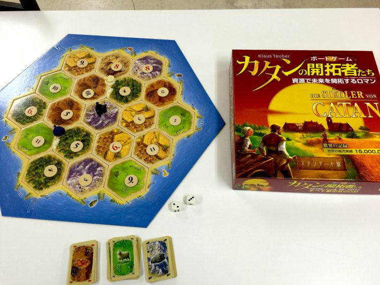 FANCLUB ゲーム カタンの開拓者たち 松戸