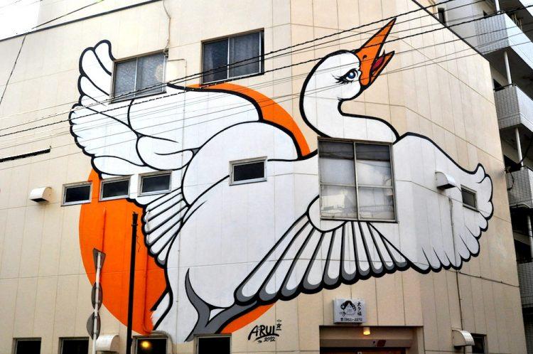 MAD City 松戸 壁画