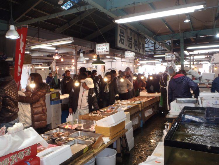 千葉県内最大級を誇る松戸南部市場は、首都圏500万人の台所をカバーする総合物流拠点として発展してきました。