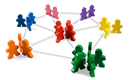 街中でコミュニティが点在して、それぞれネットネットワークとしてつながっている感じが理想的。