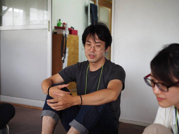 西岳さん。お部屋のお隣さんと入居前に知り合っておけるのは、とても心強いですね。