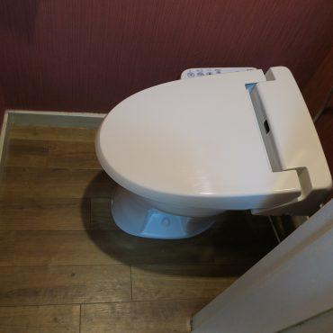 ひだまりマンショントイレ