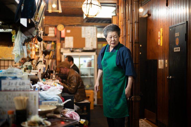 きりもりする兄妹の取材中は、お二人のお母さんである早苗さんがお店を回してくれていた