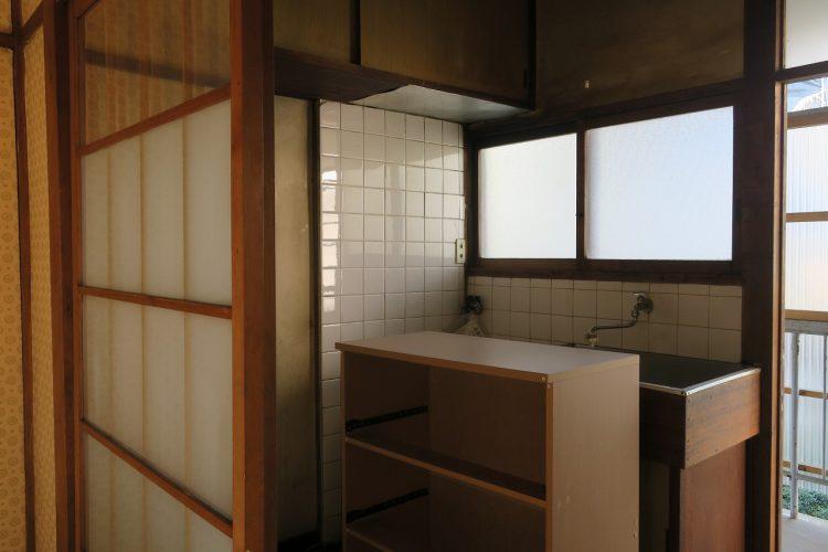 松戸 改装 台所